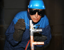 Brazing, cutting and heating - ALbee Flame